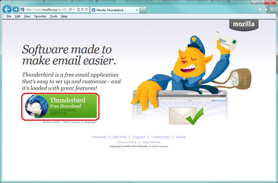 [Mozilla Thunderbird Latest Version Update] Thunderbird 11 ...