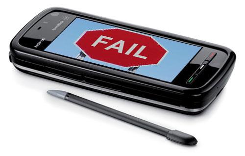 Symbian - A Big Fail